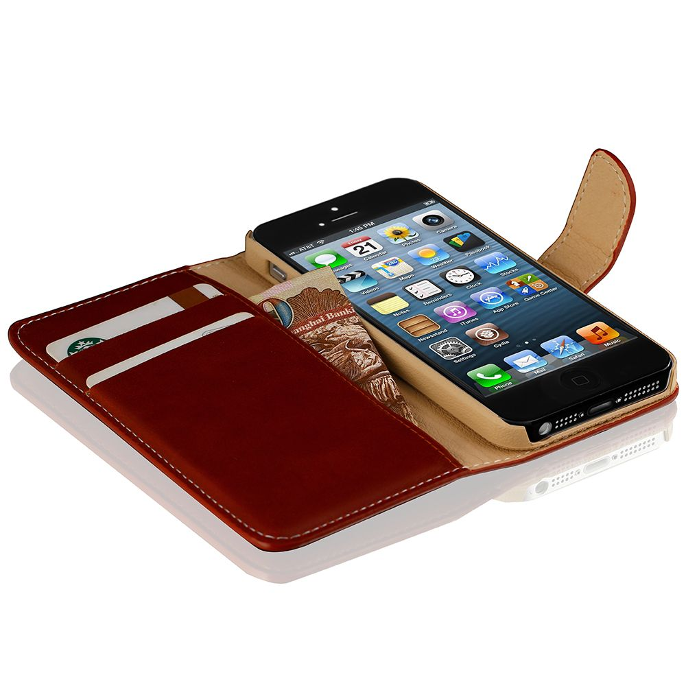 iphone 4 wallet case iphone 4 4s premium wallet cover 14411